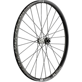 "DT Swiss H 1700 Spline Voorwiel 27,5"" Hybrid Boost 35mm, black"